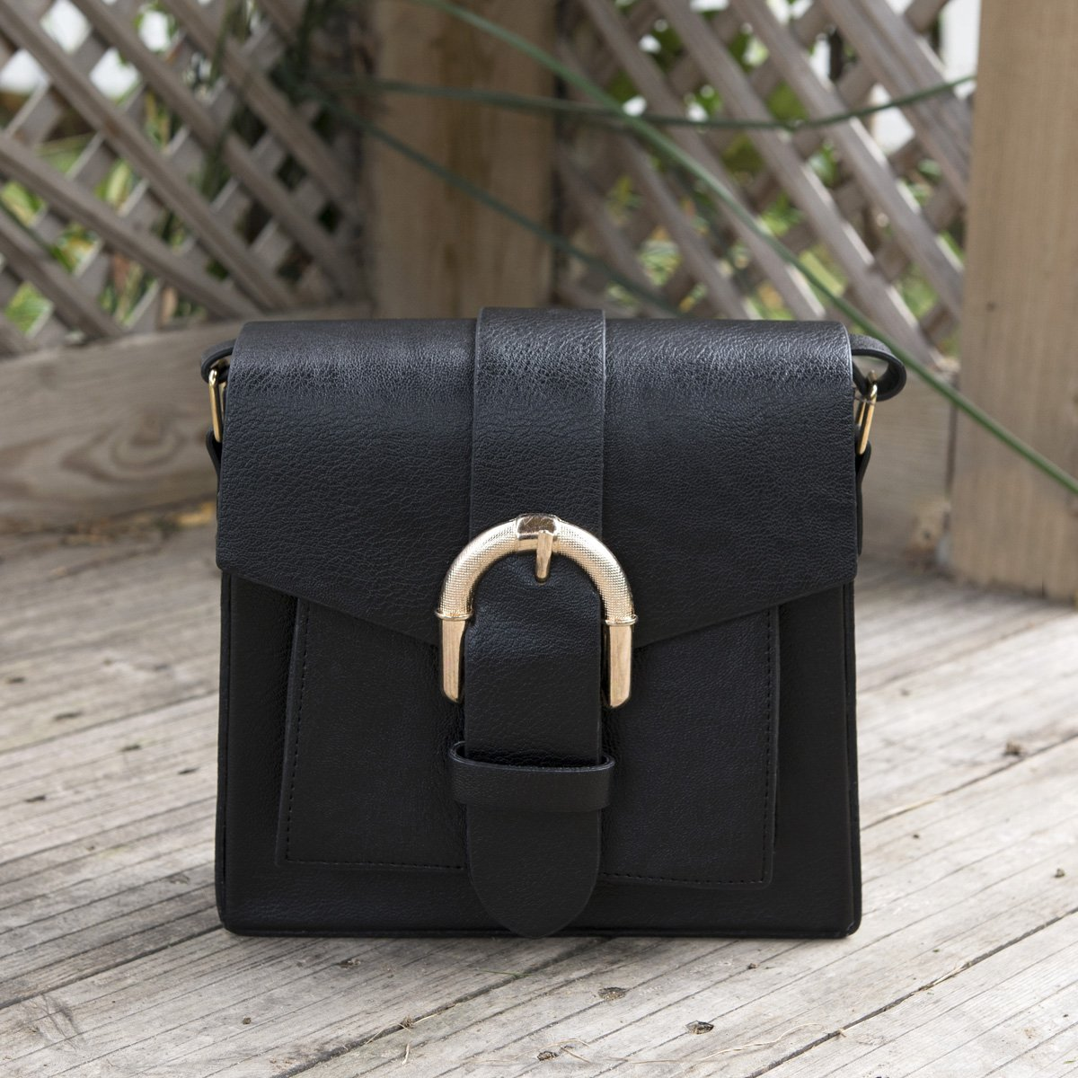 Kemeri Tokalı Çanta